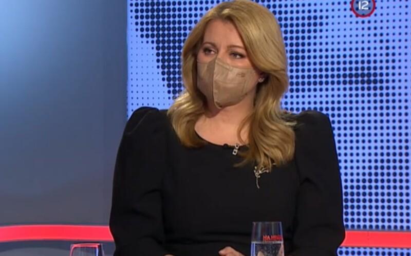 Prezidentka Zuzana Čaputová: Matovičova komunikácia o Sputniku V je nešťastná. Ak má podozrenia, nech podá trestné oznámenie.