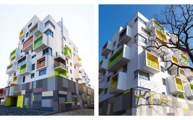 2 bytové domy a 80 nádherných bytov, presne taký je Nový háj z nášho hlavného mesta