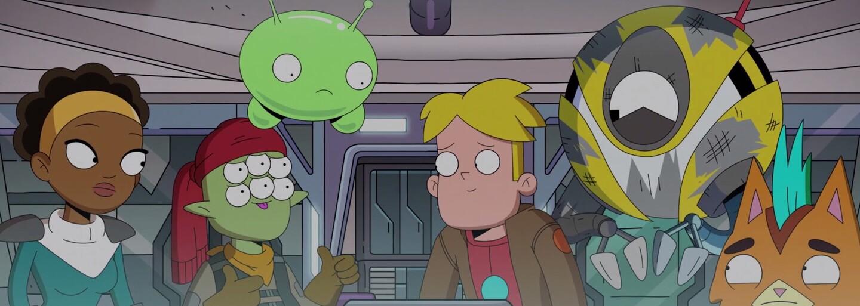 2. séria Final Space ohlasuje trailerom letnú premiéru. Dostane sa aj na Netflix?