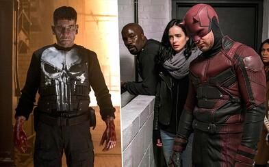 2. séria Iron Fista potvrdená na koniec roka 2018. Uvidíme v najbližších mesiacoch aj pokračovania pre Daredevila a Punishera?