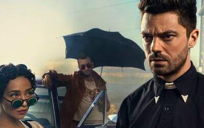 2. séria krvavého Preachera bude konečne adaptovať skvelý a brutálny komiks. Prvý trailer naznačuje, že seriál si kvalitatívne polepší