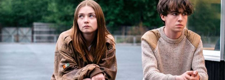 2. séria The End of the F***ing World má slabšiu pointu a je zbytočným prostredníkom nereálnej tínedžerskej romantike (Recenzia)