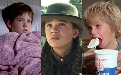 20 dětských herců, kteří nás okouzlili svými výkony a jako nejmladší získali nominaci na Oscara
