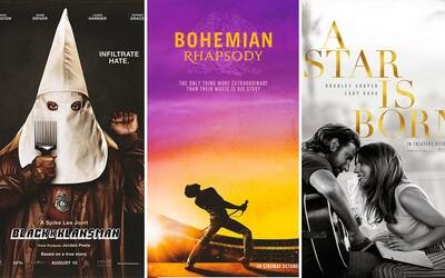 20 nejlepších filmových plakátů roku 2018