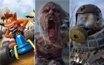 20 nejočekávanějších her roku 2019 zdobí návrat herních legend a velkolepé akce