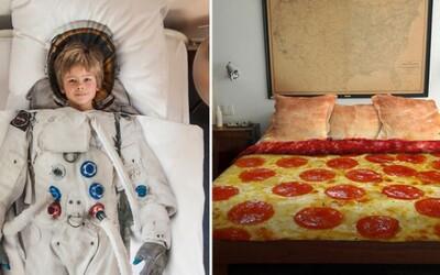 20 originálnych posteľných obliečok. Ktorou si skrášlite spálňu?