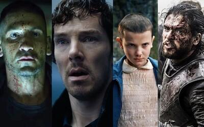 20 osvědčených, ale i docela nových seriálů, na které se v roce 2017 těšíme nejvíce
