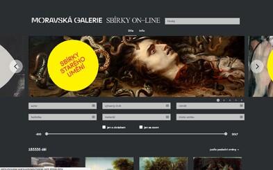 200 tisíc uměleckých děl na jednom místě? Moravská galerie na internetu zpřístupnila svoje sbírky