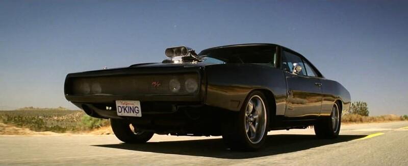 V ktorom filme sa prvýkrát objavilo auto Dodge Charger R/T?