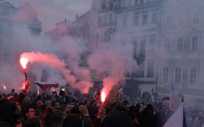 Zákaz pobytu na území Prahy, podmínky a pokuty. Toto jsou tresty pro demonstranty ze Staroměstského náměstí.