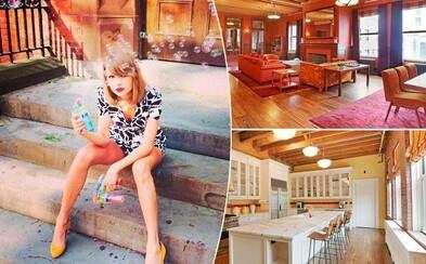 20milionový penthouse Taylor Swift v srdci New Yorku ukrývá 9 ložnic i koupelen