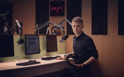 20-ročný moderátor Markízy a Rádia Expres Dominik Matulaj: Budík mi zvoní o pol piatej