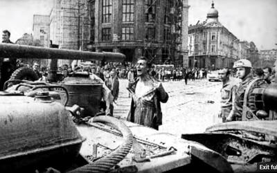 21. august 1968 - vpád vojsk Varšavskej zmluvy do Československa a začiatok dlhoročnej sovietskej okupácie