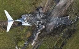 21 cestujúcich v Texase zázrakom prežilo haváriu lietadla. Stroj totálne zhorel