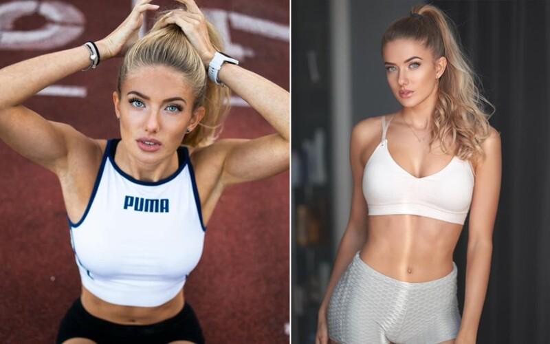 """Nemecká olympionička odmietla titul """"najsexi atlétky sveta"""". Nie povedala aj Playboyu, lebo sa chce sústrediť na šport."""