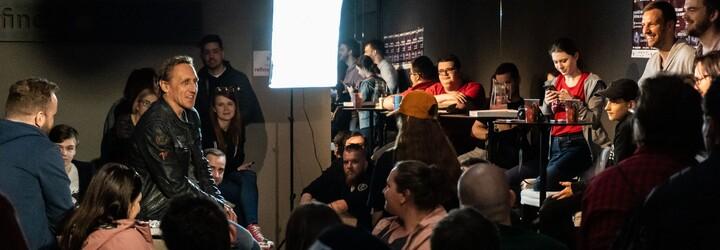 Night King Vladimír Furdík navštívil Bratislavu. Na Y-Games a Y-Con prišli najlepší hráči Slovenska a bojovali o tisícky eur