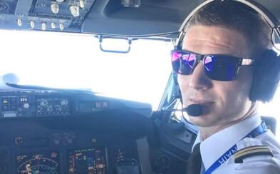 21letý pilot Lukáš: K létání mě to táhlo už odmalička a chci tomu věnovat všechen svůj čas a úsilí (Rozhovor)