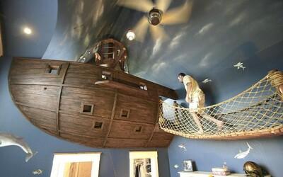 22 kreatívnych detských izieb