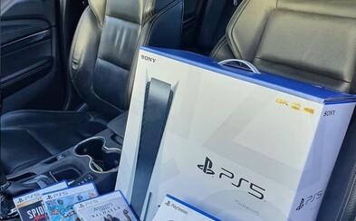 22-ročný americký reseller nakúpil cez 200 kusov Playstation 5 a zarobil len za niekoľko dní cez 40-tisíc eur