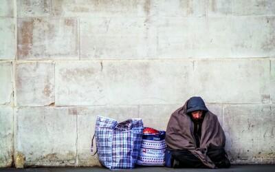 23 830 osob. Nová studie prozrazuje, kolik je v Česku bezdomovců