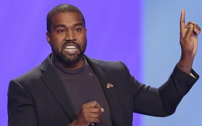 Kanye West se na premiéře alba Donda neubránil emocím, rapoval o ztrátě rodiny.