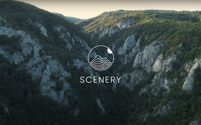 Scenery #5: Unikátny pohľad na vrchol Zádielskej tiesňavy za sprievodu slovenskej elektronickej kapely Isobutane.