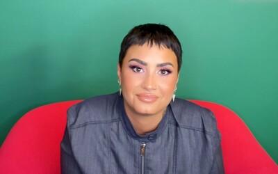 """Demi Lovato vadí, jak se označují bytosti z jiných planet. Slovo """"alien"""" považují za urážlivé."""