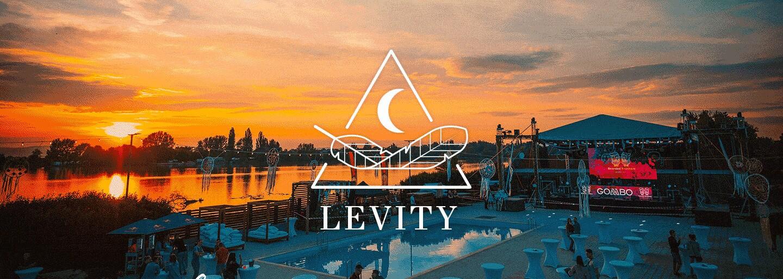 24 DJ-ov z celého sveta v novom plážovom klube Wake Soul pri Piešťanoch. Príď si užiť nálož elektroniky na Levity festivale