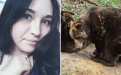24-ročná Ruska odišla po hádke z lesnej svadby. Cestou domov ju zrejme zožral medveď