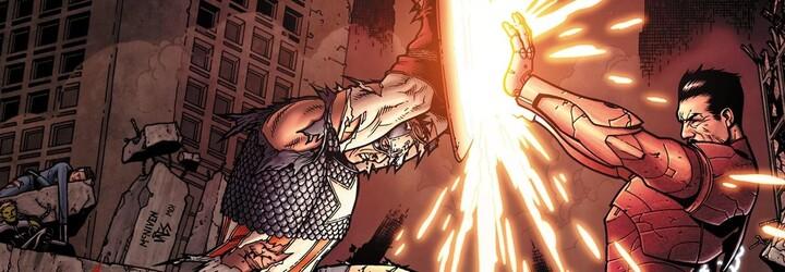 Svět Marvelu čeká epická událost. Dnes se začíná natáčet Civil War s kolosálním hereckým obsazením!