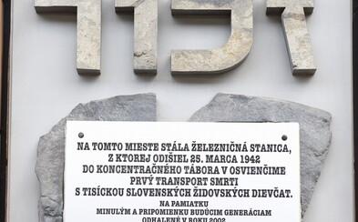 25. marca sme si pripomínali smutnú časť našich dejín, kedy sme prvýkrát poslali na istú smrť slovenských Židov
