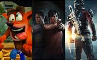 25 nejočekávanějších her roku 2017, o kterých se mluví po celém světě. Na kterou se těšíte nejvíce?