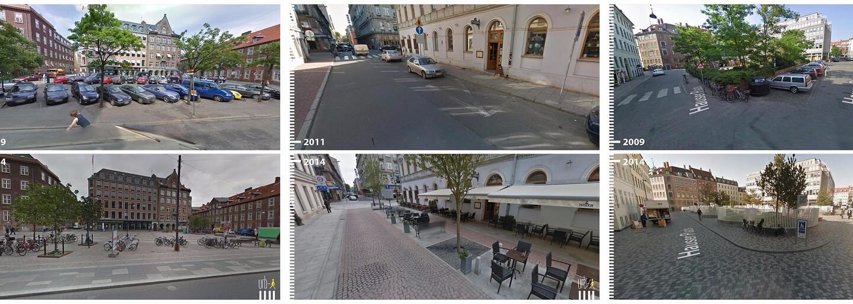 25 pôsobivých mestských transformácií, ktoré vyniesli do popredia chodcov namiesto áut