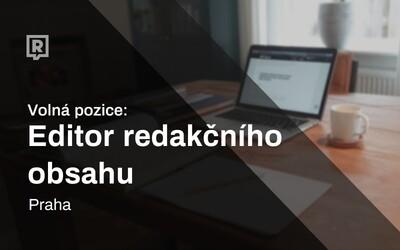 REFRESHER hledá editora nebo editorku