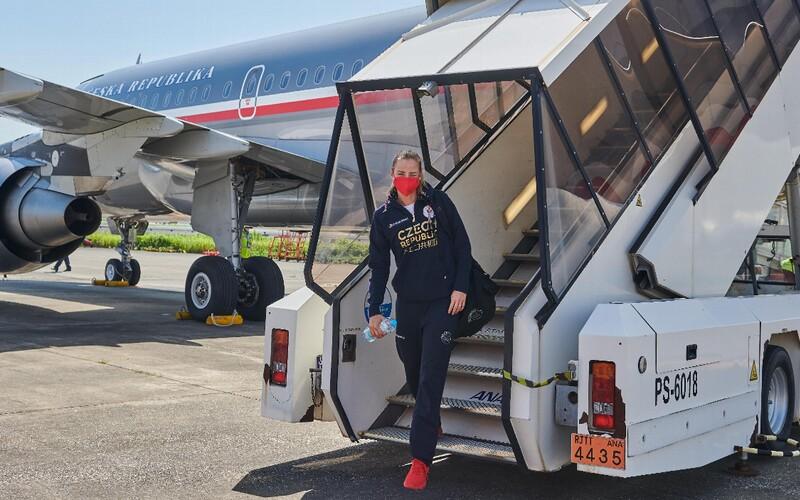 LOH Tokio 2020: Další nakaženou je volejbalistka Sluková, která kvůli účasti na olympiádě odložila i založení rodiny.