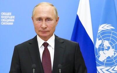 Ruský prezident Vladimir Putin je nominován na Nobelovu cenu za mír.