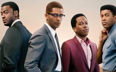 Muhammad Ali, Malcolm X a další afroameričtí hrdinové se setkávají, aby vymysleli plán pro záchranu černochů v USA