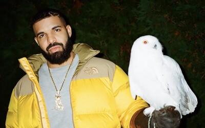 Raper Drake je první umělec v historii, který na Spotify překonal hranici 50 miliard streamů.