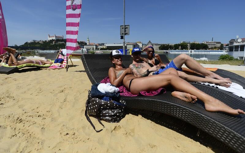 Magio pláž v Bratislave nebude. Miesto toho vyrastie iná oddychová zóna.
