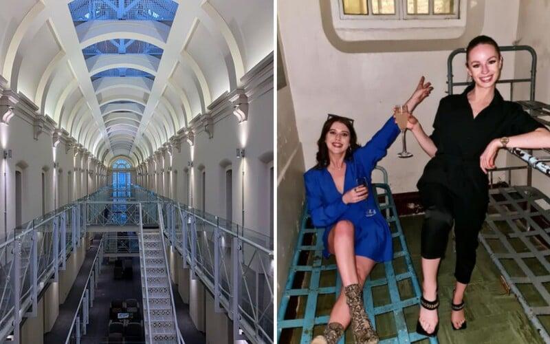 Nechutný luxus: influenceri prespávajú v bývalej väznici, dnes je z nej klasický hotel.
