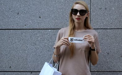 25letá Pavlína Jágrová dala navzdory magisterskému titulu a práci výpověď. Nyní se živí blogováním (Rozhovor)