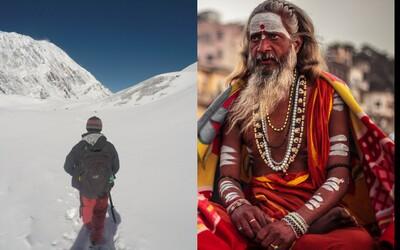 25-ročný Filip prežil 3 mesiace sám v Nepále a Indii. Zdolal Himaláje, videl kanibalov a skúsil najluxusnejší hašiš (Rozhovor)