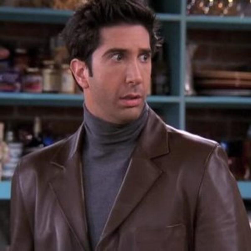 Na čo je Ross alergický?