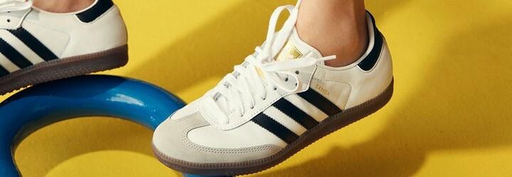 Stanou se z tenisek adidas Samba nové Superstary či Stan Smithy?