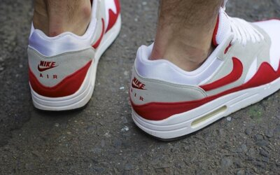 27 rokov bežeckých tenisiek Nike Air Max