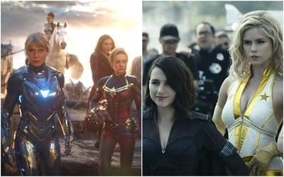 Tvůrci The Boys zparodovali scénu z Avengers: Endgame. Rvačka s výhradně ženskými hrdinkami jim opravdu vyšla