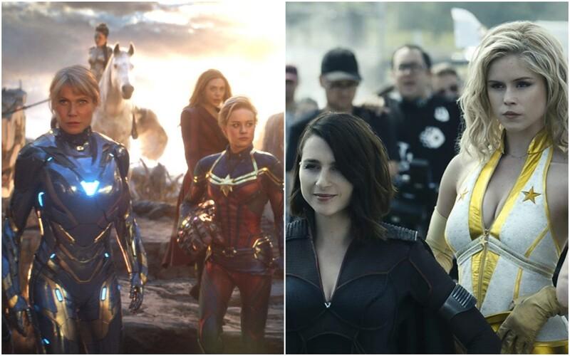 Tvůrci The Boys zparodovali scénu z Avengers: Endgame. Rvačka s výhradně ženskými hrdinkami jim opravdu vyšla.