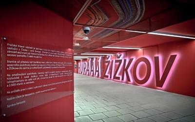 V Praze byl otevřen podchod z Hlavního nádraží na Žižkov. Čekalo se na něj několik let.