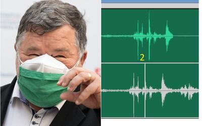 Konšpirátori upravili video s Krčmérym, aby ním bojovali proti respirátorom. Hoax zdieľali desaťtisíce Slovákov.