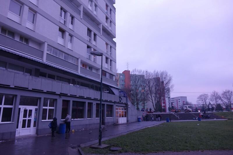 Pentagon v Bratislave je dobre známa lokalita pre problémy s drogami. Čo myslíš, že tu dokázalo zvýšiť bezpečnosť?